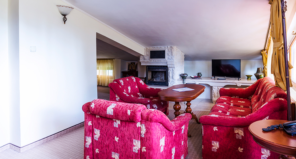 Elina Hotel - Pamporovo / Apartments with 2 bedrooms