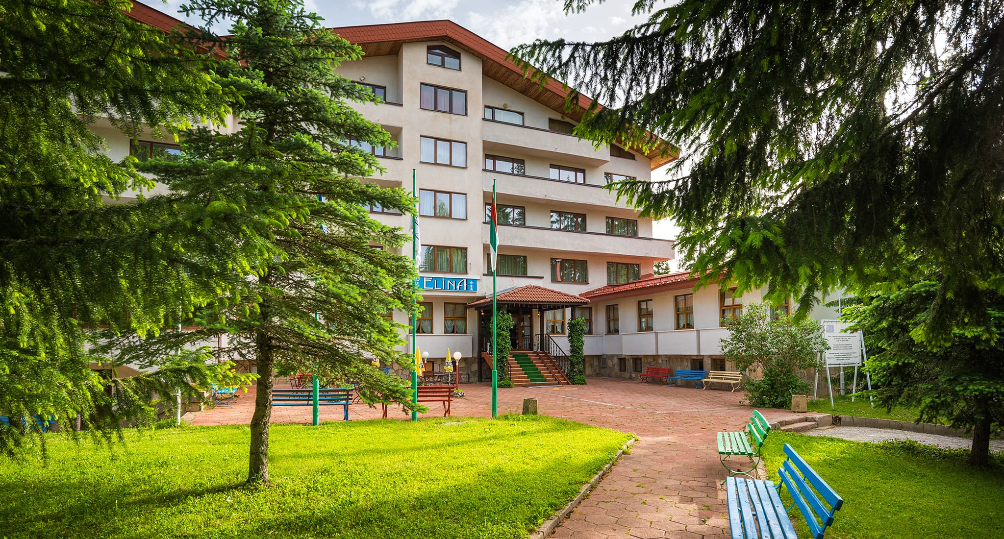 Elina Hotel - Pamporovo / General Information