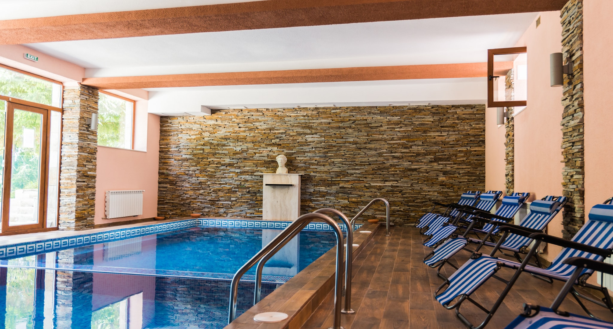 Elina Hotel - Pamporovo / Pool & Jacuzzi