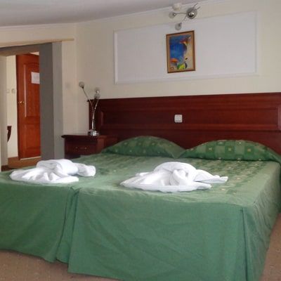 Elina Hotel - Pamporovo / Small apartments